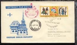 Interflug-Erstflug-Bf. Berlin-Bukarest 2.9.1963 - Ohne Zuordnung