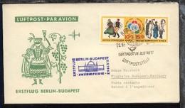 Interflug-Erstflug-Bf. Berlin-Budapest 2.9.1963 - Ohne Zuordnung