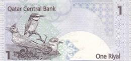 Qatar - Billet De 1 Riyal - Non Daté (2008) - P28a - Neuf - Qatar