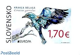 Slovakia 2019 Europa, Bird 1v S-a, (Mint NH), Europa (cept) - Birds - Slowakije