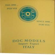Catalogue DOC MODELS 2000 - 2013 Dans Une Reliure à Anneaux - En Italien - Livres Et Magazines