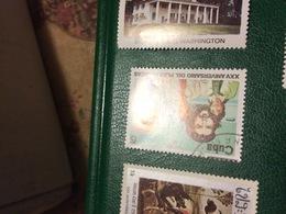 CUBA ANNIVERSARIO RIVOLUZIONE - Postzegels