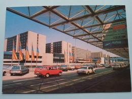 SHERATON Frankfurt Flughafen > Anno 19?? ( Zie / Voir Photo ) ! - Hotels & Restaurants