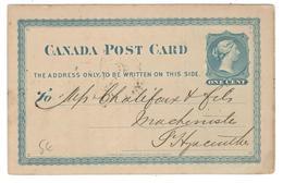 18823 - De MONTREAL - 1860-1899 Règne De Victoria