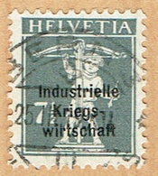 .S.G. TIMBRE OBLITERE 1918 C/.S.B.K. Nr:11. Y&TELLIER Nr:11. MICHEL Nr:3II. - Oficial
