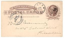 18828 - MILTON - Entiers Postaux