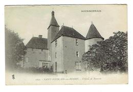 ALLIER 03 SAINT POURCAIN SUR BESBRE Château De Beauvoir - France