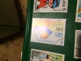 CUBA CONGRESSO U.J.C. - Postzegels