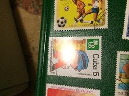 CUBA BANCO POPOLARE - Postzegels