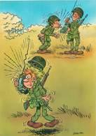 Lot De 27 Cartes -  Illustrateur Mazel Et Jean Pol - Humour Militaire - Cartes Postales