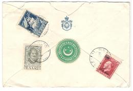 18838 - LEGATION ROYALE D EGYPTE - Storia Postale