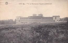 Spa Tir De Malchamps (facade Posterieure) - Spa