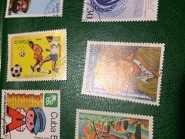 NICARAGUA UOMINI ILLUSTRI - Postzegels