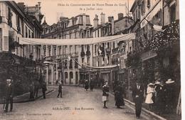 BAR LE DUC-FETES DU COURONNEMENT DE N.D. DU GUET-RUE ROUSSEAU - Bar Le Duc
