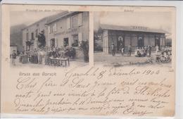 57 GARCHE THIONVILLE     Gruss Aus Garsch  Restaurant OUrY -la Gare - Sonstige Gemeinden