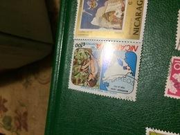 NICARAGUA VISITA DEL PAPA - Postzegels