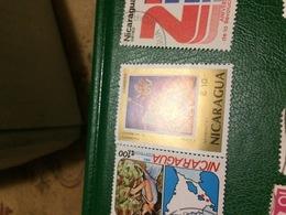 NICARAGUA NATALE 1987 - Postzegels