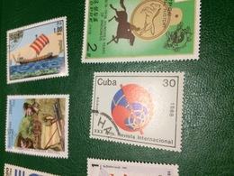 CUBA REVISTA INTERNACIONAL - Postzegels