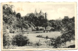 Gendron-Celles - Château De Vêves Et De Noisy - Houyet