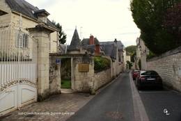 Chinon (37)- Rue Hoche (Edition à Tirage Limité) - Chinon