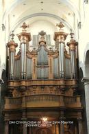 Chinon (37)- Orgue Eglise Saint-Maurice (Edition à Tirage Limité) - Chinon