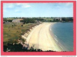 CPSM (Réf : B 465) PEN GUEN - SAINT-CAST (22 CÔTES D'ARMOR)  MX 7983 - La Plage Et Le Terrain De Golf - Saint-Cast-le-Guildo