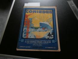 Comindus 11 (15/11/1927) : Congo, Katanga, Carton De Wiart, Mayumbe, Lukula, - Books, Magazines, Comics