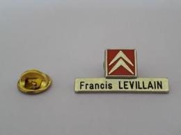 Concession CITROEN Francis LEVILLAIN - Citroën