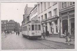 Tram Mouscron - Menen. Foto, Geen Postkaart - Moeskroen
