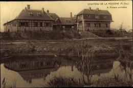 Cp Hooge Ypres Westflandern, Château De La Hooghe - Belgique