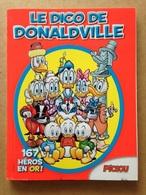 Disney - Picsou Magazine ° Année 2013 - Le Dico De Donaldville - Supplément Au N°496 - Picsou Magazine
