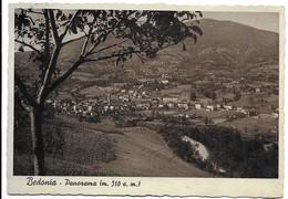 Bedonia (Parma). Panorama. - Parma