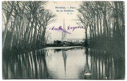 CPA - Carte Postale - Belgique - Nivelles - Parc De La Dodaine  - 1907 (B9026) - Nivelles