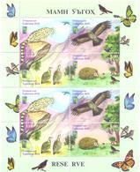 2018. Tajikistan, RCC, Reserve, Sheetlet, Mint/** - Tajikistan
