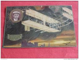 AVIATION - Expériences D'aviation De WRIGHT - à PAU En 1909 - Aviatori