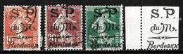 444 - FRANCE - 1916 -  MONTENEGRO OVERPRINT - TO CHECK - SOLD AS FORGERIES, FAUX FAKES - Collections (sans Albums)