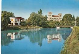 9434-TREVISO-PONTE GARIBALDI E CASTELLO ROMANO-FG - Treviso