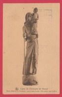 Hannut - Confrérie Nationale De St. Christophe -Statue... Descriptif -1927 ( Voir Verso - Hannut