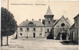 BALAGNY SUR THERAIN - Mairie Et Eglise (114604) - Francia