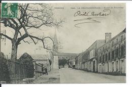La Chataigneraie-Rue De Fontenay - La Chataigneraie