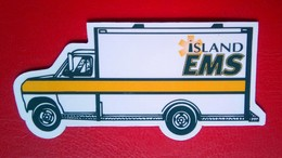 Truck   Island EMS - Transports