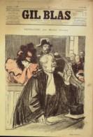 GIL BLAS-1895/26-MICHEL CORDAY-CAMILLE SAINTE CROIX - Books, Magazines, Comics