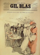 GIL BLAS-1895/29-GEORGE AURIOL-MAURICE TAR NEMO-CH GUERIN - Books, Magazines, Comics