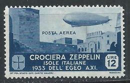 Egée YT PA 25 X / MH Zeppelin Dirigeable - Egée
