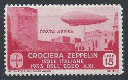 Egée YT PA 26 X / MH Zeppelin Dirigeable - Egée