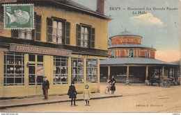 10-ERVY-LE HALLE-N°R2040-F/0249 - Ervy-le-Chatel