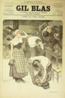 GIL BLAS-1896/37-PAUL ADAM-EUGENE PONCIN-J.GIACOMOTTI-BRISE De CHINE - Books, Magazines, Comics