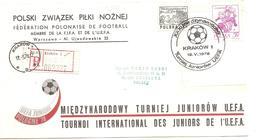 1978 Championnat D'Europe Junior De Football  UEFA En Pologne: Recommandée - Championnat D'Europe (UEFA)