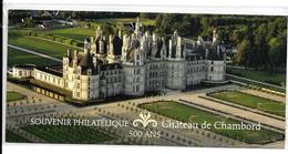 France - Nvtés 2019 -VF  4.00 €   Blpoc Souvenirs Château De Chamborg - Foglietti Commemorativi