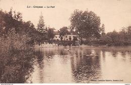 46-CREYSSE-LE PORT-N°R2043-E/0149 - Autres Communes